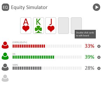 omaha equity calculator
